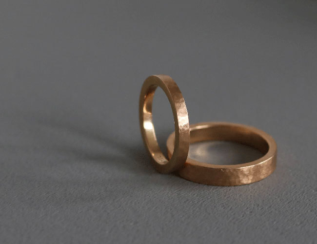 Hammered Ring PG
